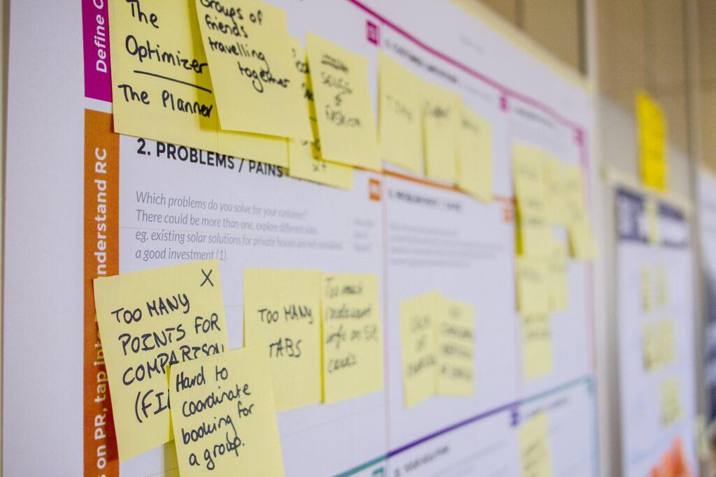 Atelier co-développement en entreprise